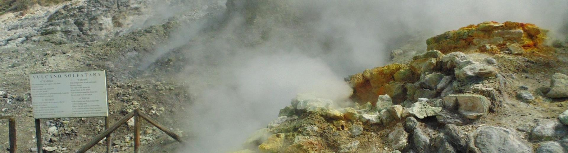 The Solfatara: a natural beauty on the outskirts of Naples-Best Western Hotel JFK